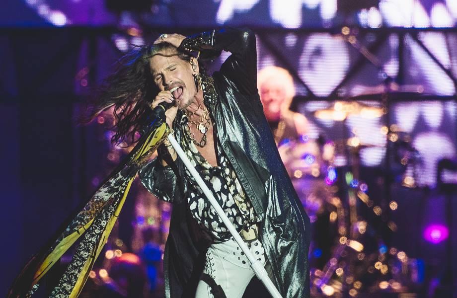 Show do Aerosmith em Curitiba pode ser cancelado