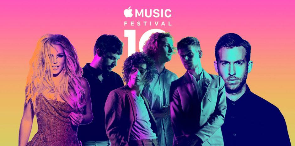 Após 10 anos de existência, Apple Music Festival anuncia seu fim