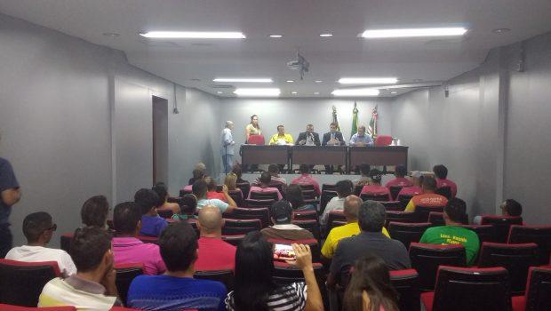 Audiência pública debate concessão de licenças para lavadores de carros