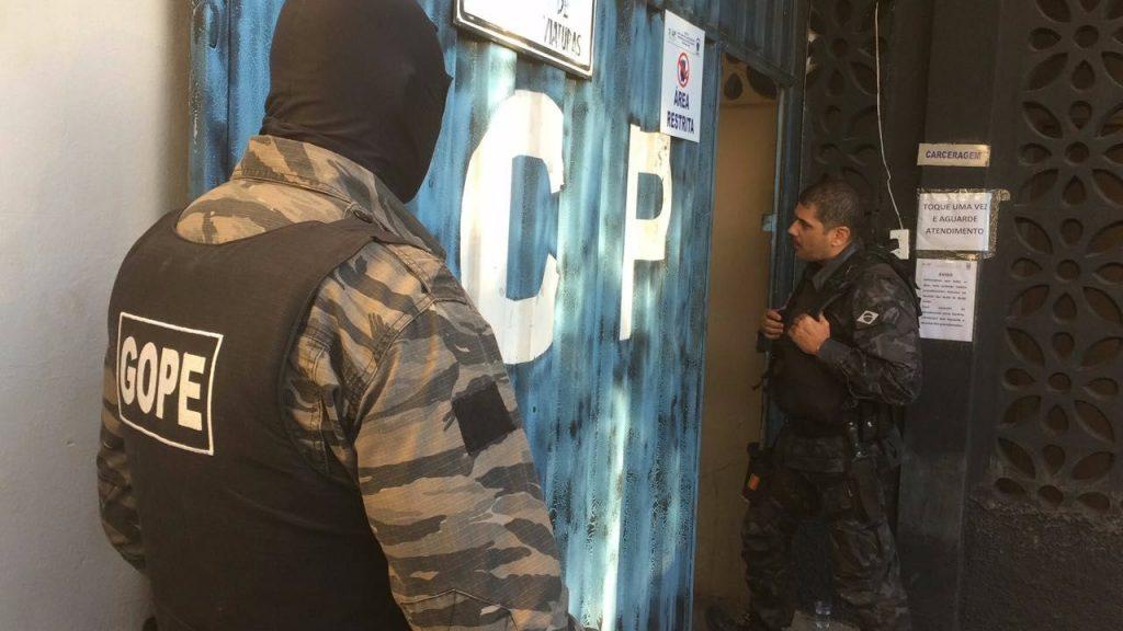 Rebelião em Luziânia teria sido motivada por delação de preso sobre plano de fuga