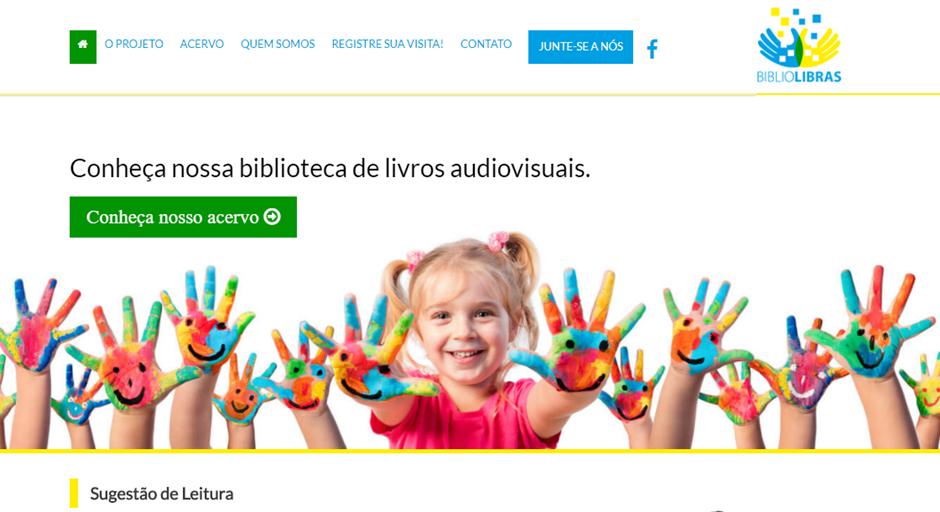 UFG lança biblioteca virtual de livros audiovisuais para surdos