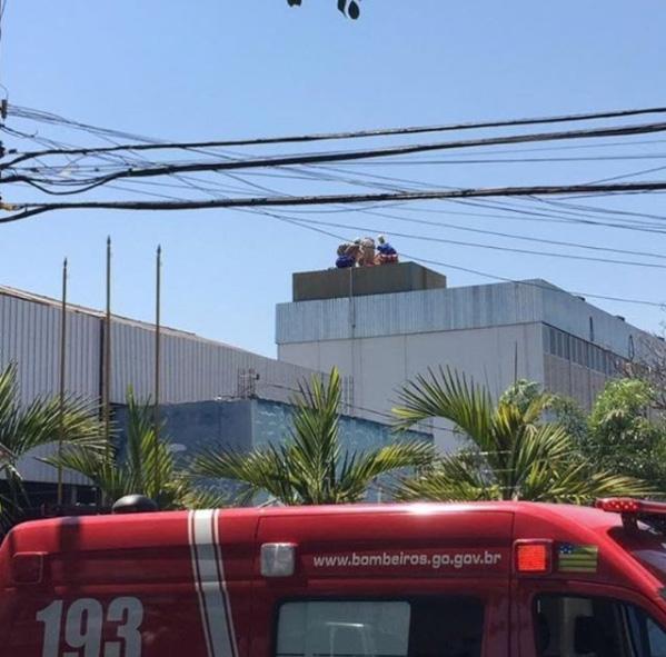 Homem morre eletrocutado dentro de uma caixa d'água no setor Sudoeste, em Goiânia