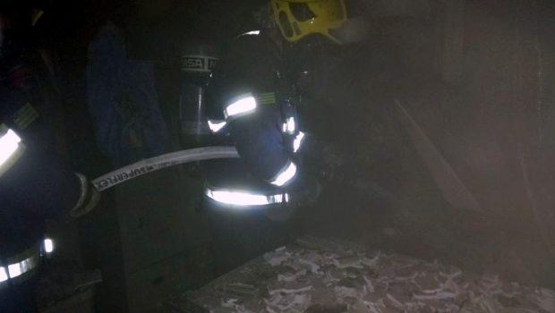 Incêndio danifica ala de exames do HGG, em Goiânia