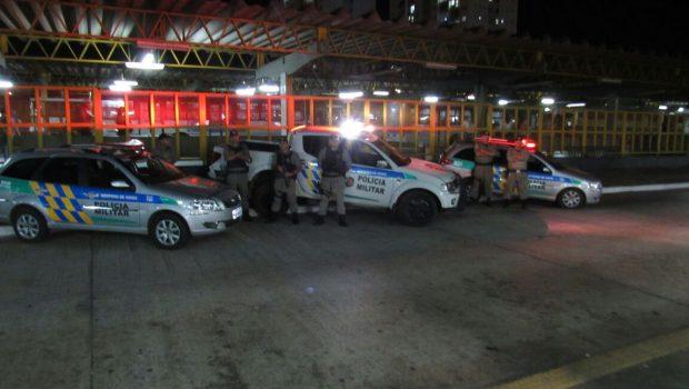 Mesmo sem ocorrências, PM mantém alerta sobre ataques contra a corporação em Goiás