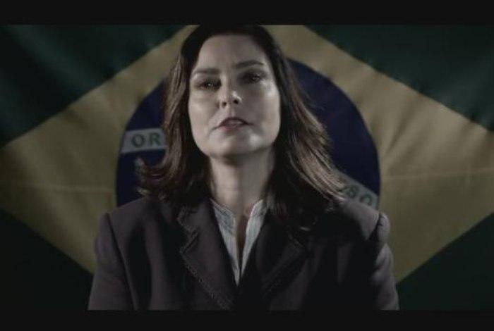 Ex-apresentadora da Globo anuncia pré-candidatura à presidência