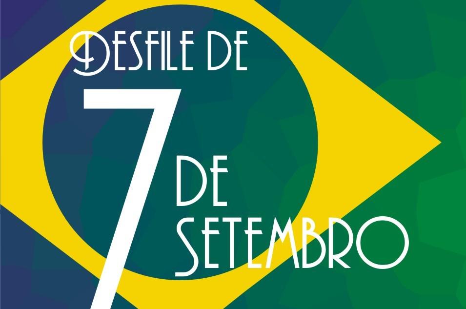 Desfile cívico-militar comemora 7 de setembro em Goiânia