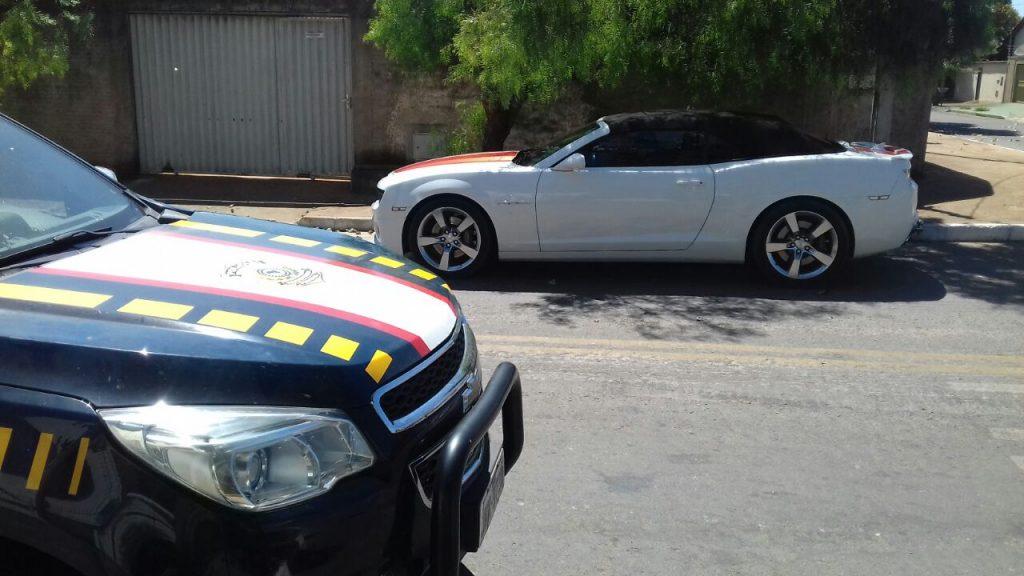 Motorista de carro de luxo adulterado é o primeiro preso da Operação Independência