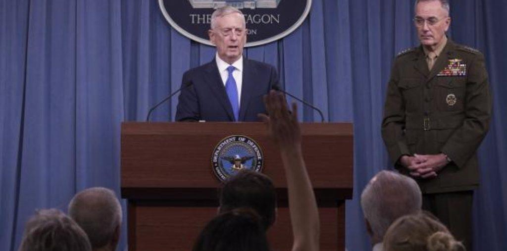 """EUA prometem resposta """"esmagadora"""" se Coreia do Norte insistir com ameaças"""