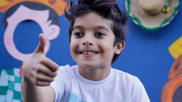 Feijoada arrecadará recursos para ajudar o garoto Kaká neste sábado (16)