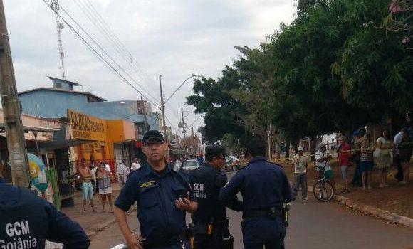 Suspeito de praticar assaltos em Goiânia é morto em troca de tiros com guarda civil