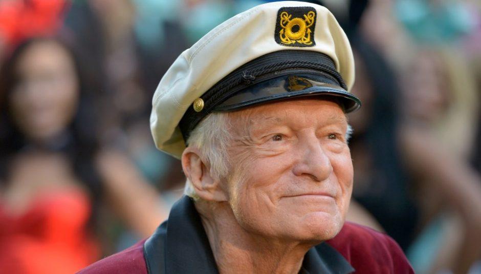 Morre aos 91 anos Hugh Hefner, fundador da 'Playboy'