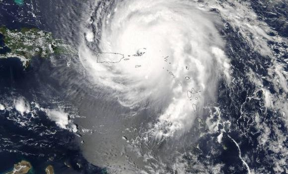 """ONU diz que furacão Irma quebrou """"uma série de recordes"""""""