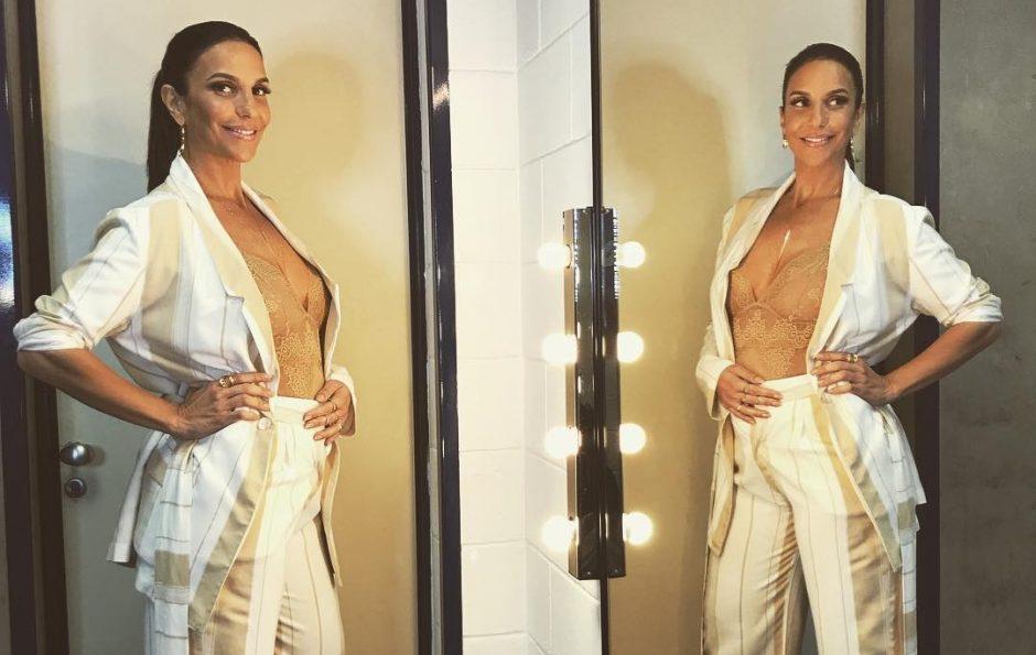 Ivete Sangalo pede que fãs se afastem temporariamente para não comprometer gravidez