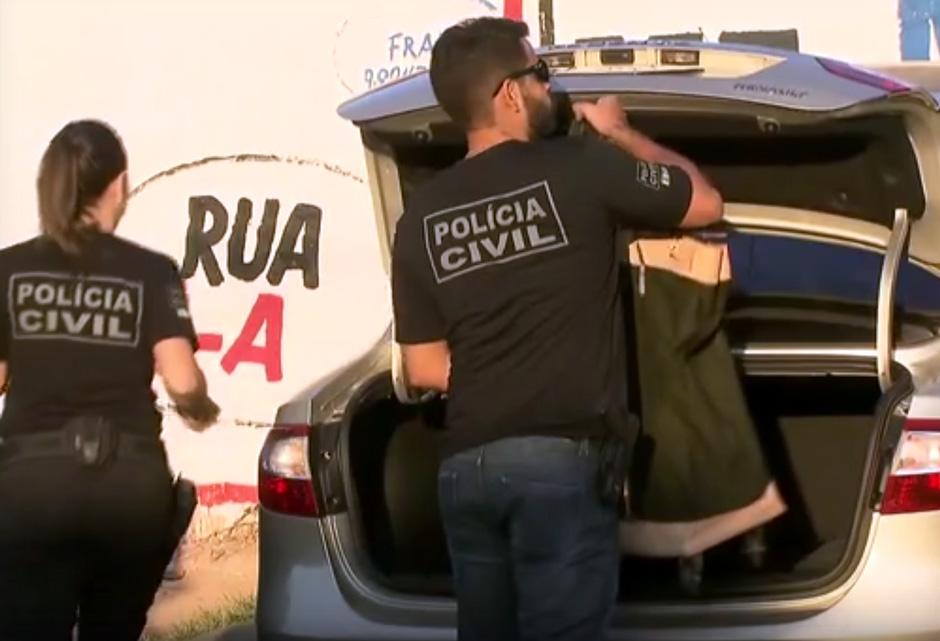 Mansão no Setor Jaó é alvo de operação da Polícia Civil do DF contra esquema de pirâmide financeira