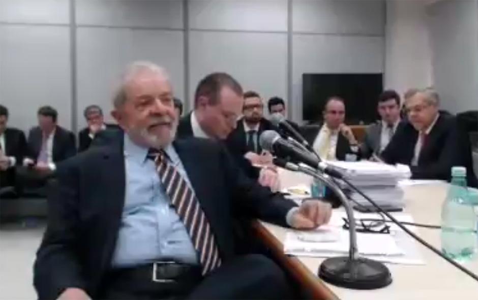 Lula deixa perguntas sem respostas em depoimento a Moro; assista ao depoimento