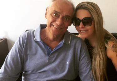 Família de Marcelo Rezende apaga fotos de Luciana Lacerda das redes