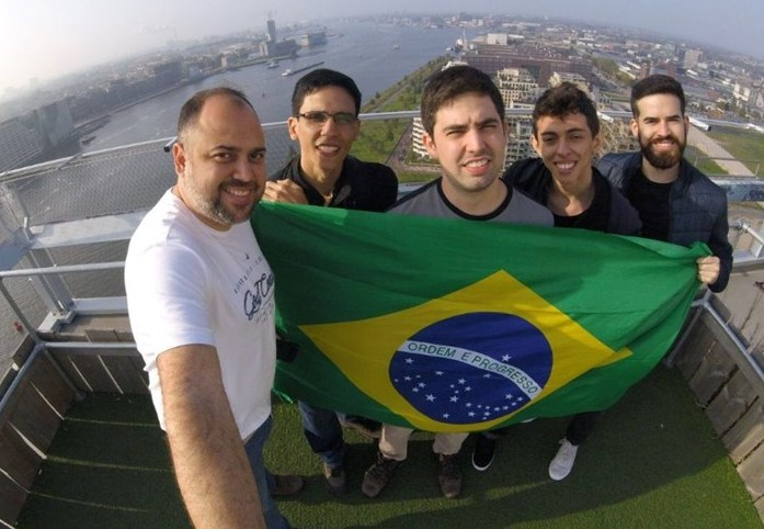 Equipe brasileira fica em 5º lugar em competição hacker