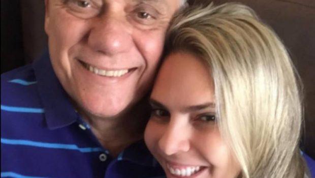 Namorada de Marcelo Rezende é despejada da casa do jornalista e acolhida por Geraldo Luís