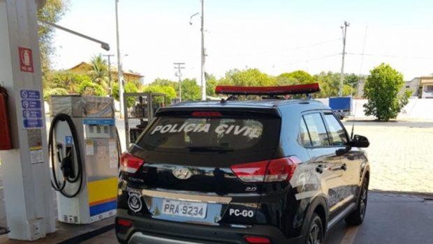Posto de combustível é interditado por comercializar gasolina adulterada, em Goiânia
