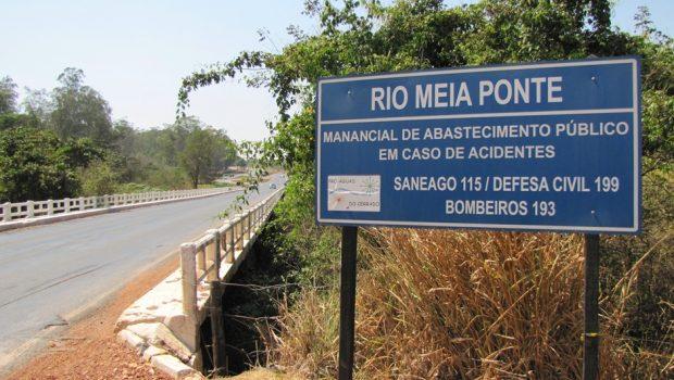 Portaria diminui 50% da captação de água no Rio Meio Ponte