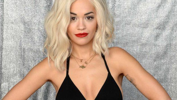 Rita Ora apresentará o EMA 2017