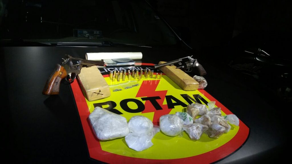 Suspeito de tráfico morre em troca de tiros com a Rotam em Goiânia