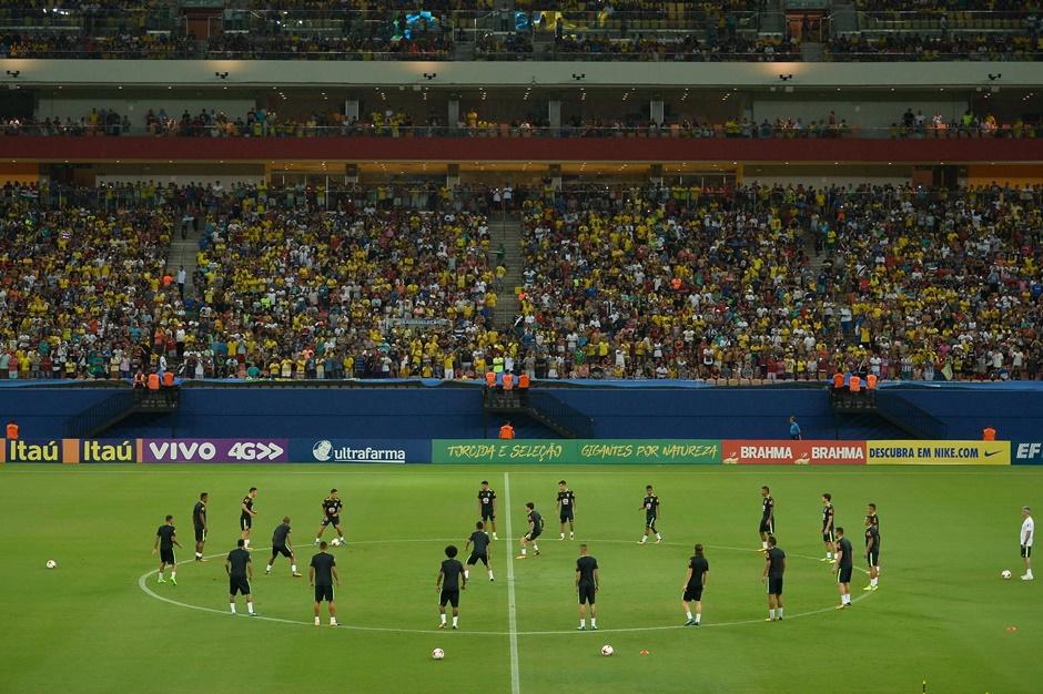 Pelas Eliminatórias da Copa, Brasil encara a Colômbia e a euforia em Barranquilla