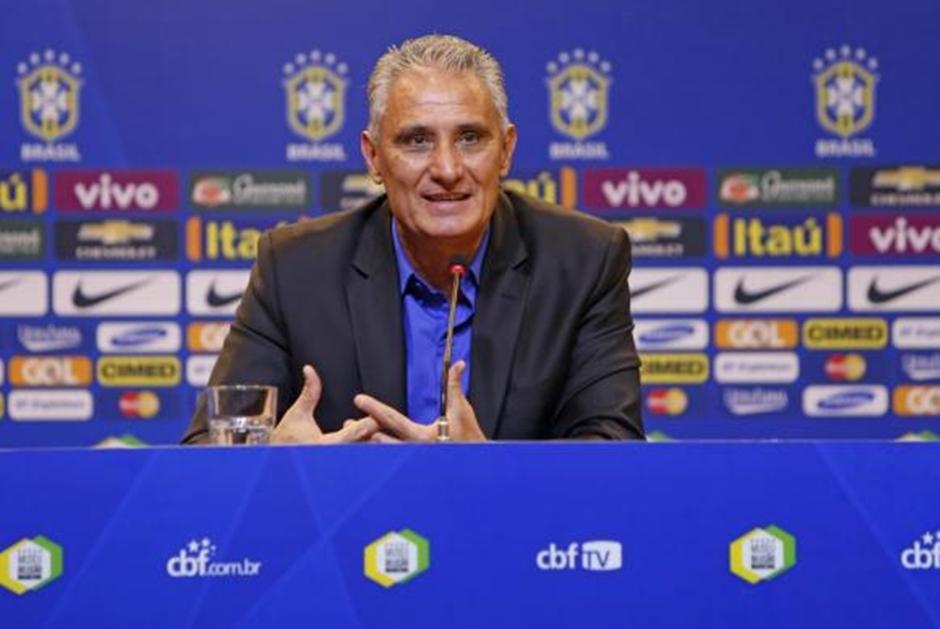 Tite convoca Seleção Brasileira para as eliminatórias contra Bolívia e Chile