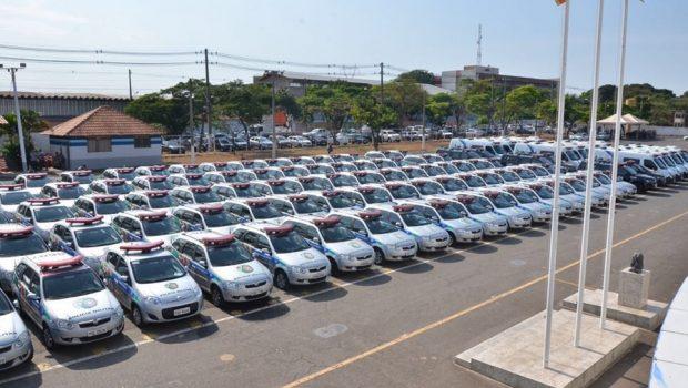 Redução da Secretaria de Segurança Pública com combustíveis deve chegar a R$ 1 milhão