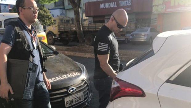 Polícia Civil faz operação contra empresas que revendem veículos sem recolher ICMS