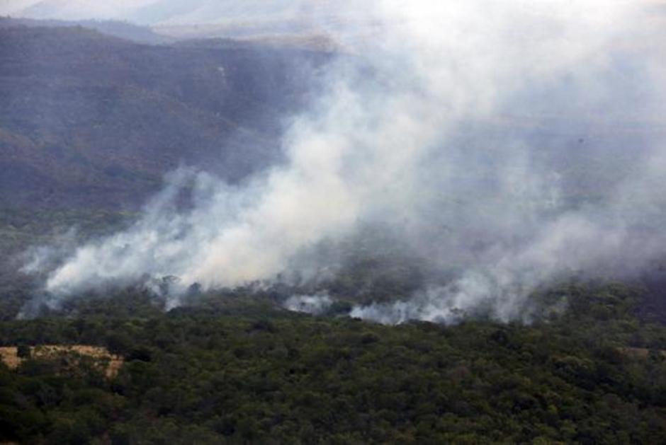 Incêndio na Chapada dos Veadeiros está controlado, afirma chefe do parque