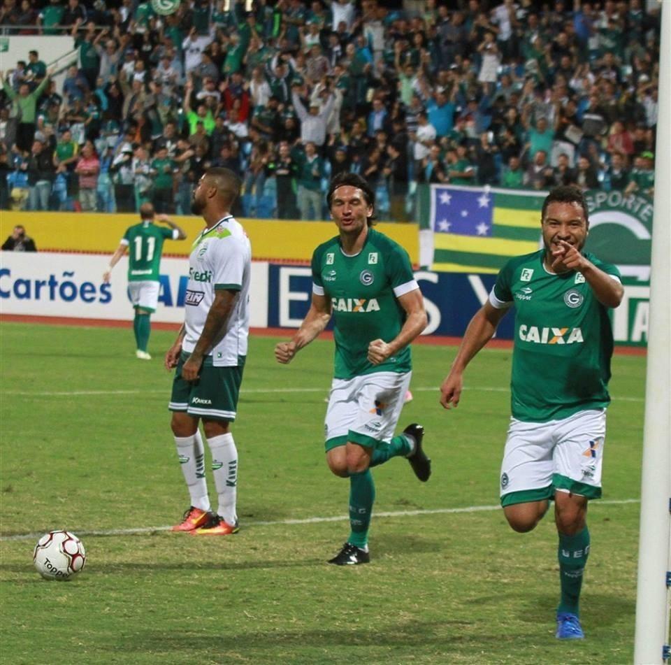 Goiás vence o Luverdense fora de casa e segue em ascensão na Série B
