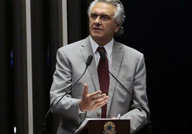 Ronaldo Caiado não poderá votar afastamento de Aécio Neves no Senado
