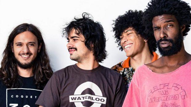 Boogarins lança disco Lá Vem a Morte! no Passeio das Águas Shopping