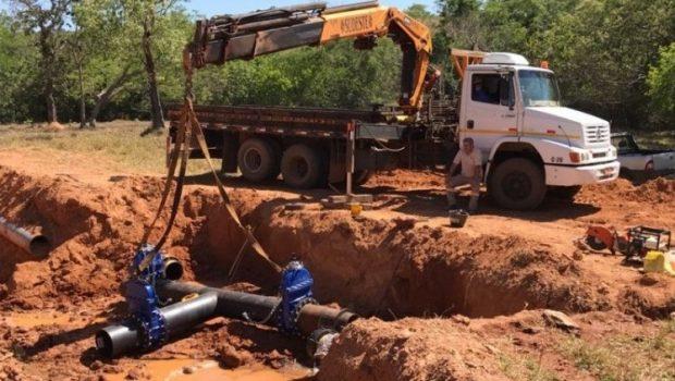 Após um dia, Prefeitura de Catalão suspende rodízio de água