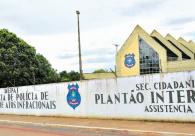 Pai de autor de disparos no Colégio Goyases presta depoimento à PC