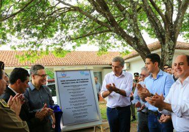 Governador em exercício inicia lançamento do Goiás na Frente Terceiro Setor-Social pelo interior