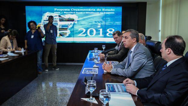 Proposta orçamentária para 2018 garante execução plena do Goiás na Frente