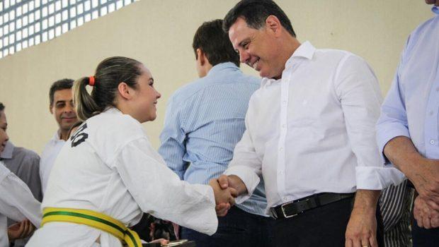 Governo já investiu mais de R$ 10 milhões em atletas iniciantes e de alto rendimento