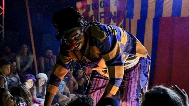 Prosinha 2017 leva o circo ao Teatro Sesi neste Dia das Crianças