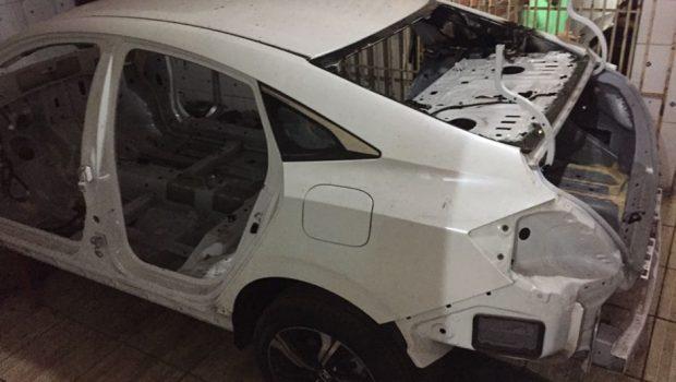 Homem morre após troca de tiros com a Rotam em desmanche de veículos na capital