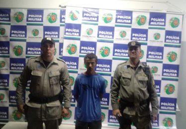 Homem é preso suspeito de estuprar mulher dentro do Eixo Anhanguera
