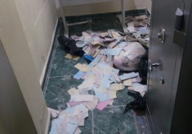 PM prende suspeitos de envolvimento em assalto a banco em Cristianópolis