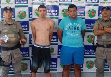 Dois homens são presos por golpes com carros alugados em Goiânia