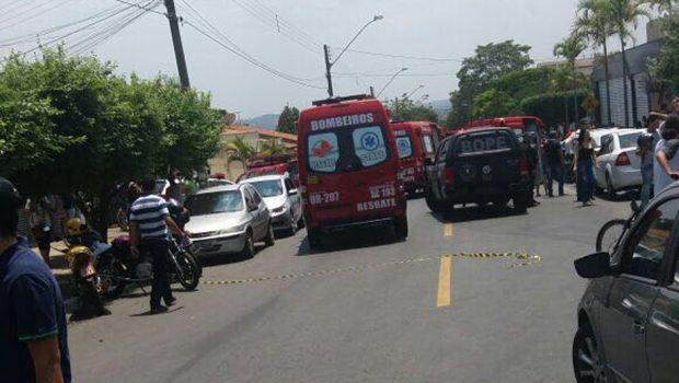 Mãe de adolescente que atirou contra colegas está internada em estado de choque