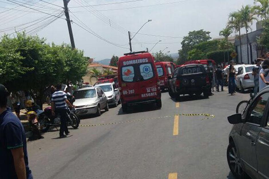 Aluno armado mata duas pessoas em escola brasileira