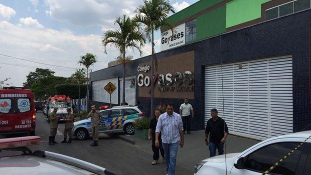 Governo decreta luto por três dias em solidariedade aos envolvidos na tragédia do Colégio Goyases