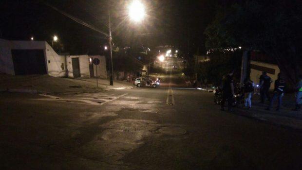 Jovem morre em acidente entre duas motos no Jardim Novo Mundo