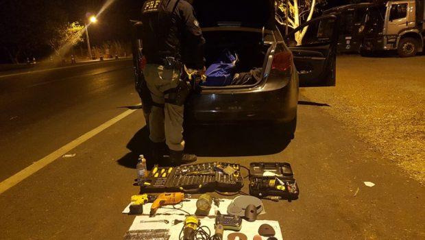 Um dos maiores adulteradores de veículos do Estado é preso na BR-020, em Alvorada do Norte