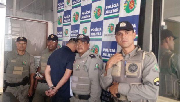Homem é preso após atirar em suposto assaltante em bar na Vila Pedroso